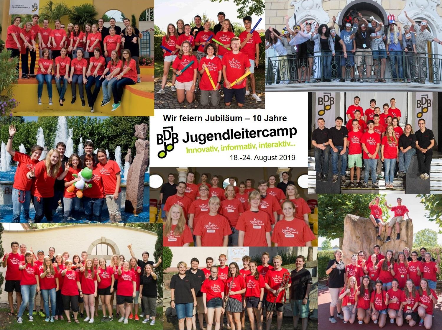 10 Jahre BDB-Jugendleitercamp 2019