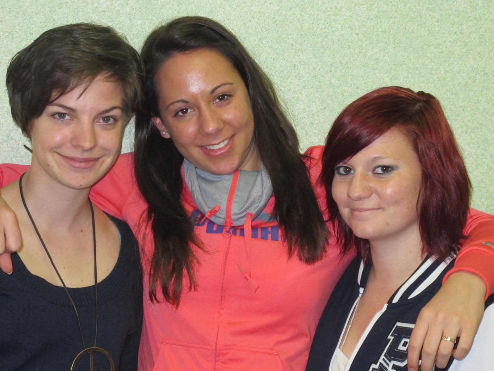 Teilnehmerinnen des BDB-Jugendleitercamps 2011