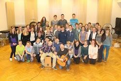 Musikmentoren 2014 - Phase 1