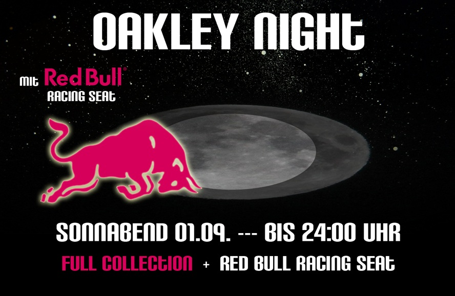 Oakley Night bei Optiker Brillen Krille in Rostock