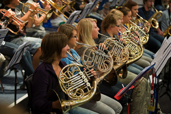 Probe A-Orchester