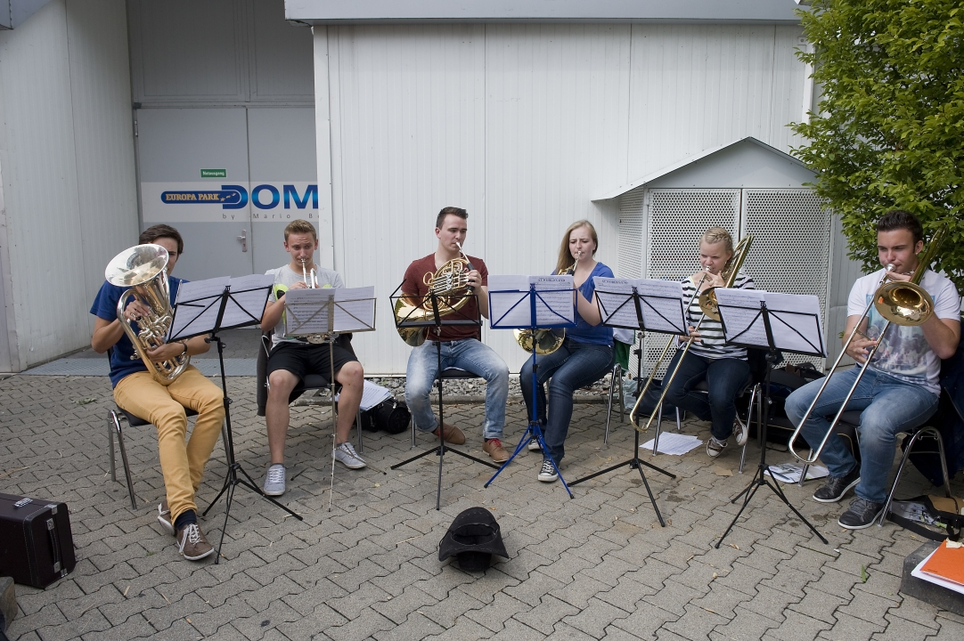 Fotos Workshop Ensemblespiel