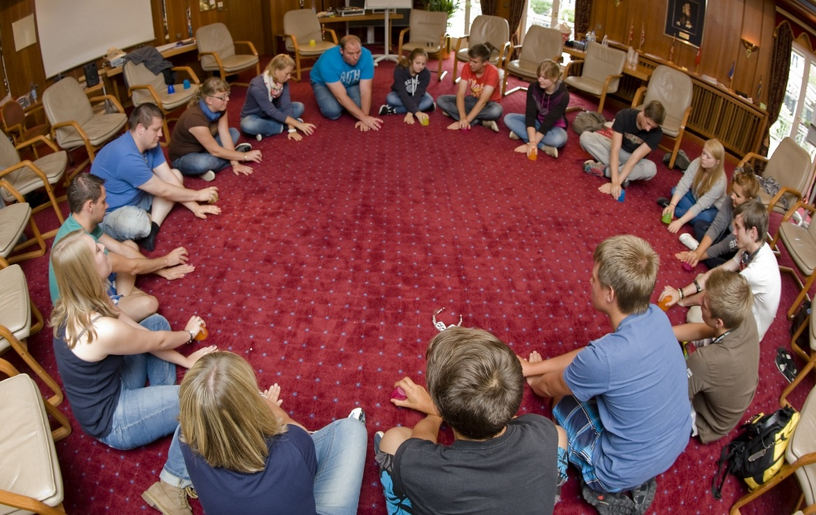 BDB-Jugendleitercamp 2012 - Seminar