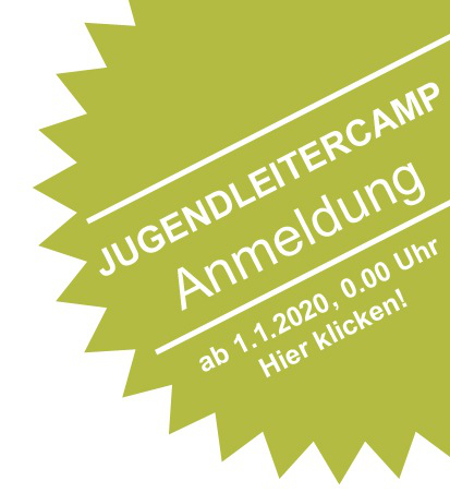 Anmeldung zum 11. BDB-Jugendleitercamp 2020