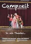 Cover Campzeitung 2014
