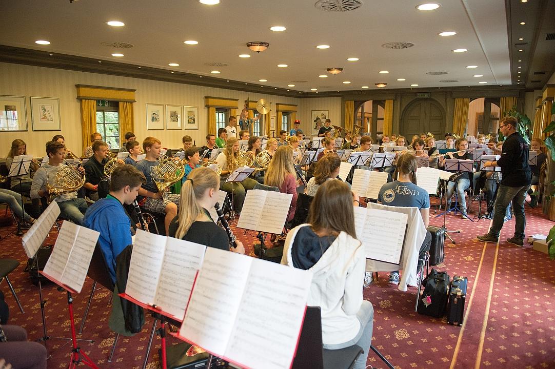 Salle Petit Paris-Orchester