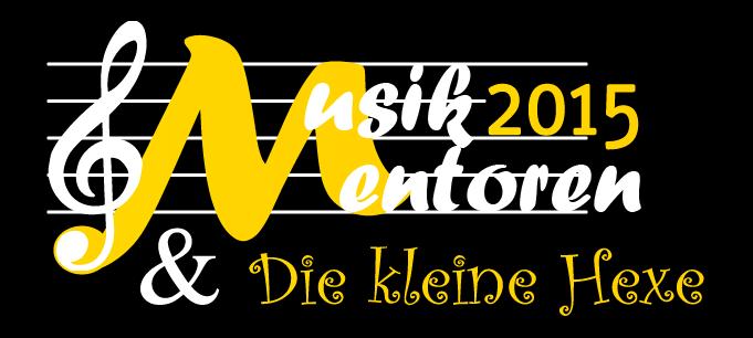 Logo Musikmentoren 2015 - Die kleine Hexe