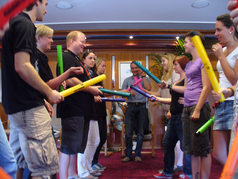 BDB-Jugendleitercamp 2011 - Seminar