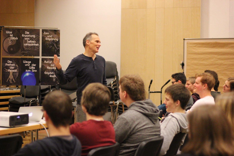 Vortrag Michael Stecher