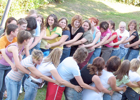 Basismodul des BDB-Jugendleiterlehrgangs - Spielepädagogik