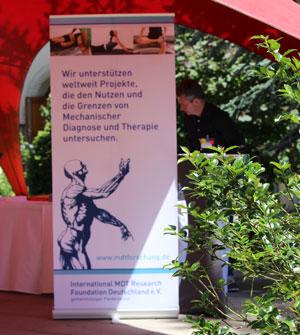 IMDTRF beim McKenzie Symposium in Berlin