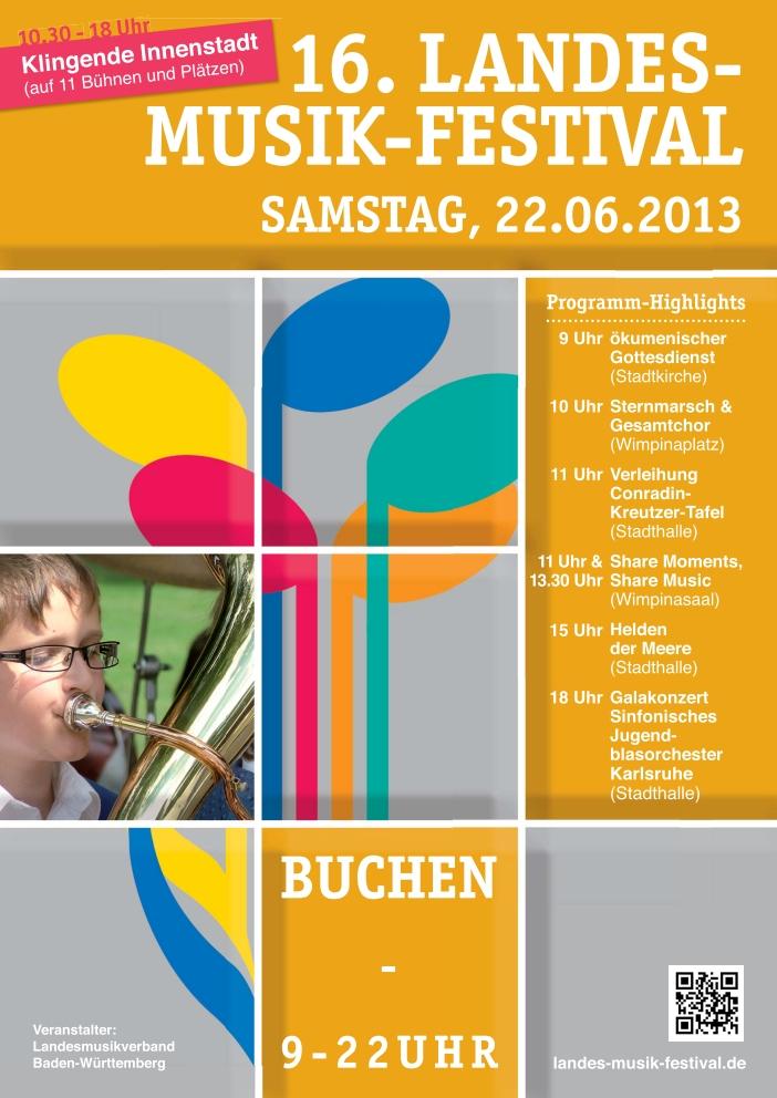 Plakat L-M-F 2013