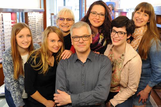 Brillen Krille Team 2015