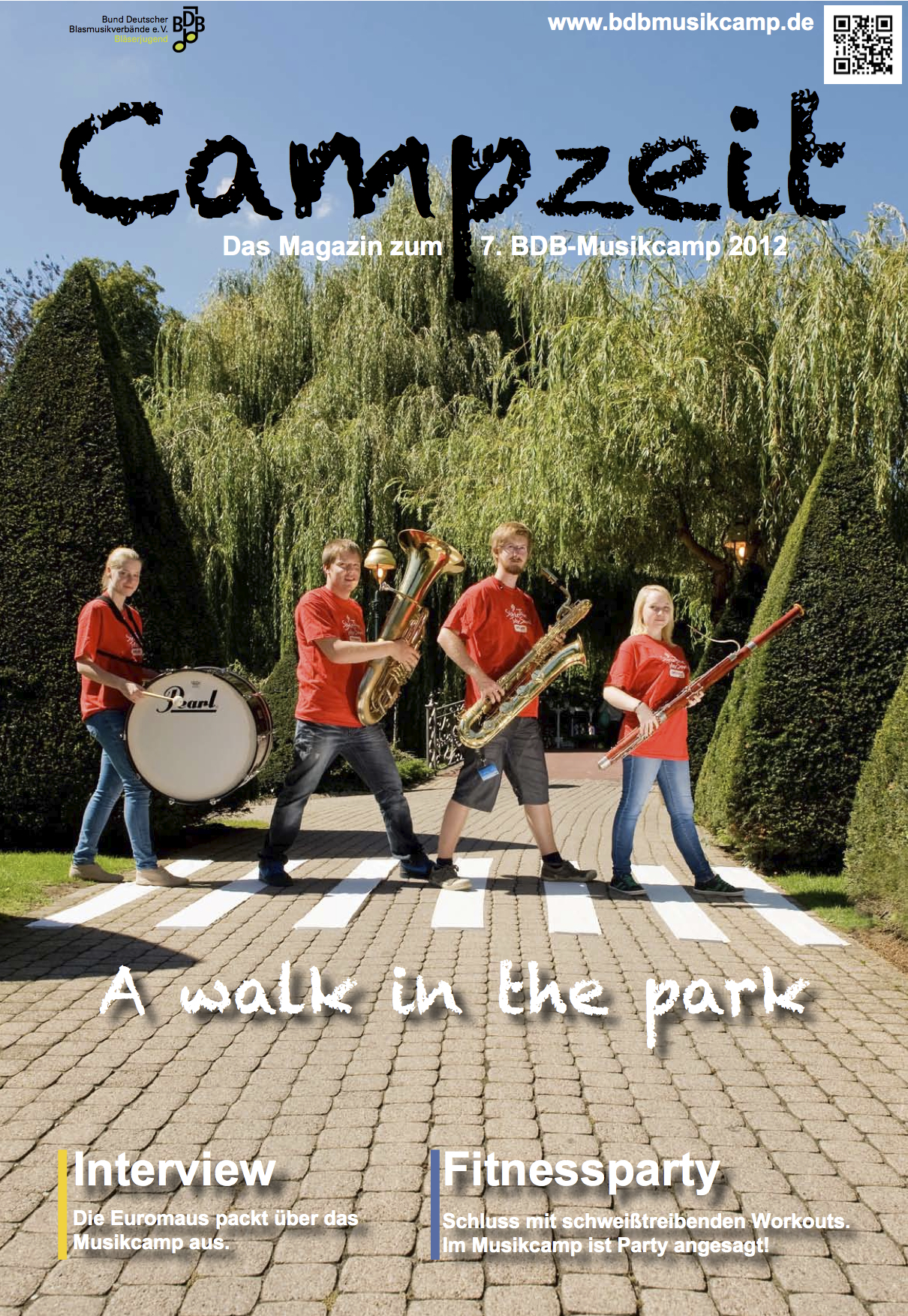 Campzeitung 2012