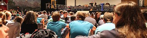 Musikcamp Eröffnung
